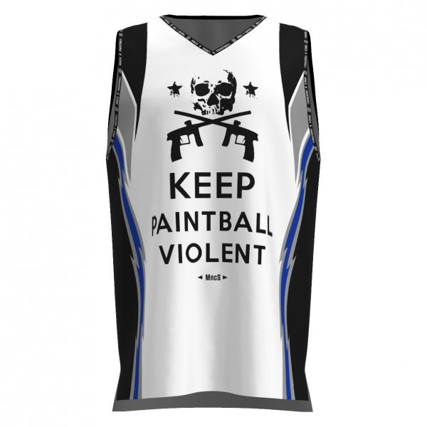 KEEP PAINTBALL VIOLENT - Pré Order